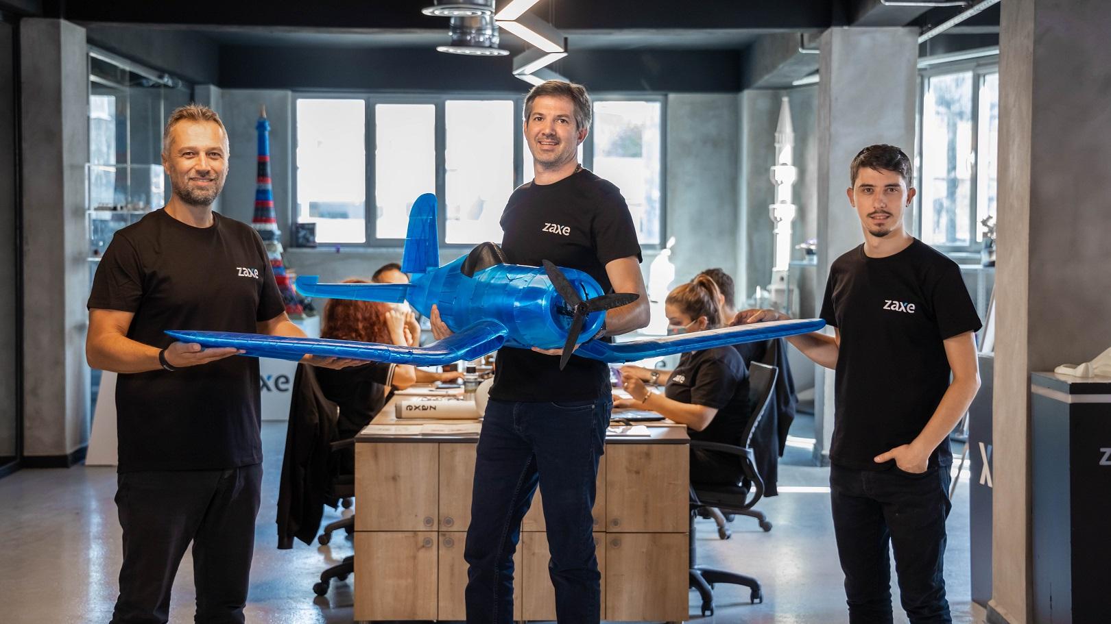 3D Yazıcı Üreticisi Zaxe