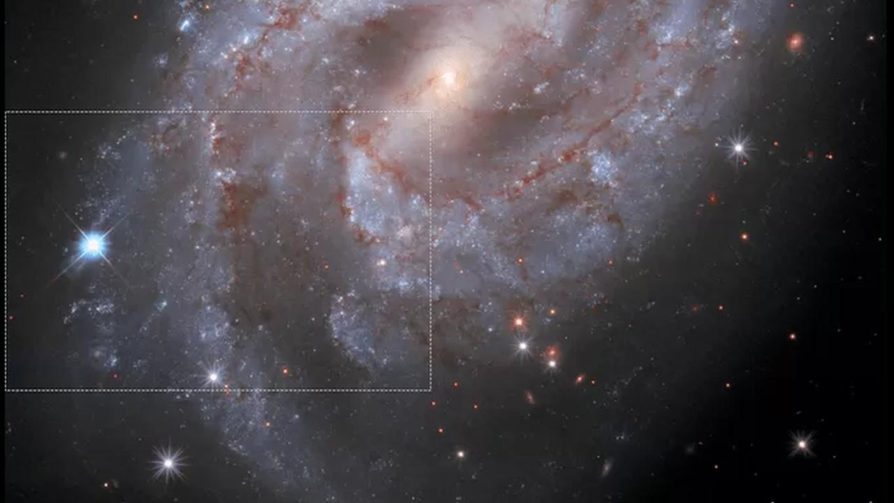 Süpernova patlaması