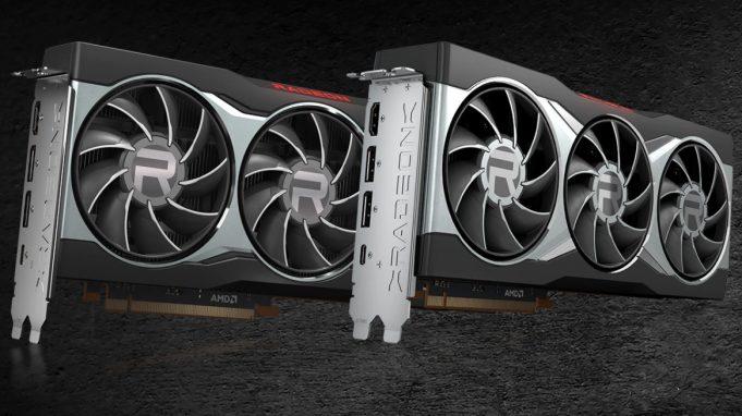 AMD Radeon RX 6800 - RX 6800 XT Navi 21 RDNA 2