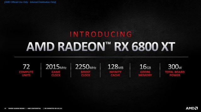 RX 6800 XT Black Edition