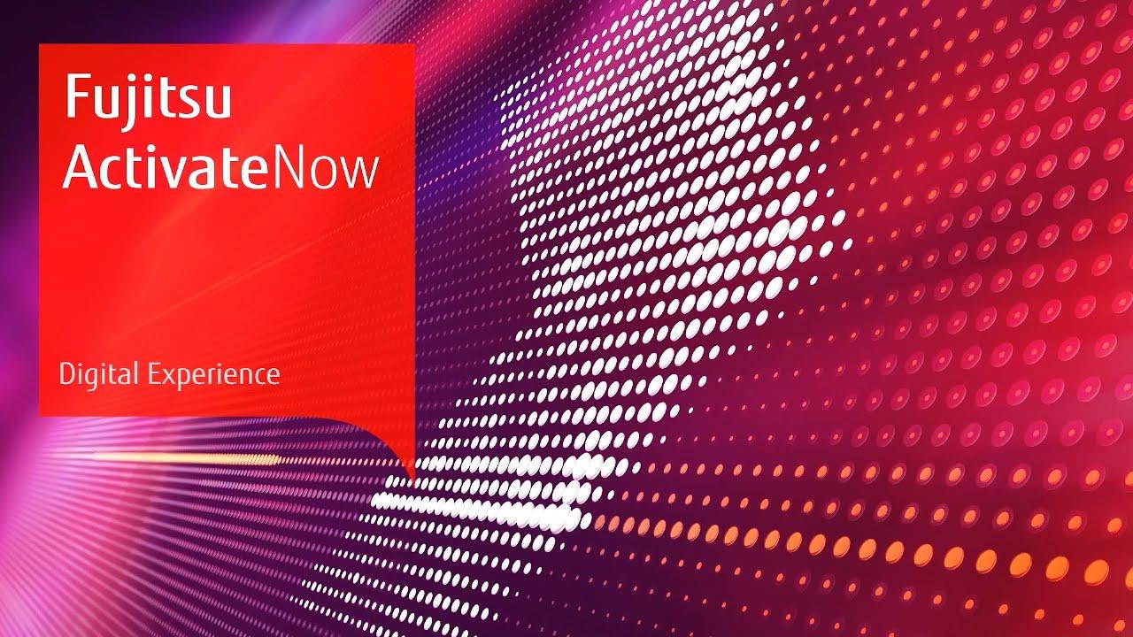 Fujitsu ActivateNow 2020