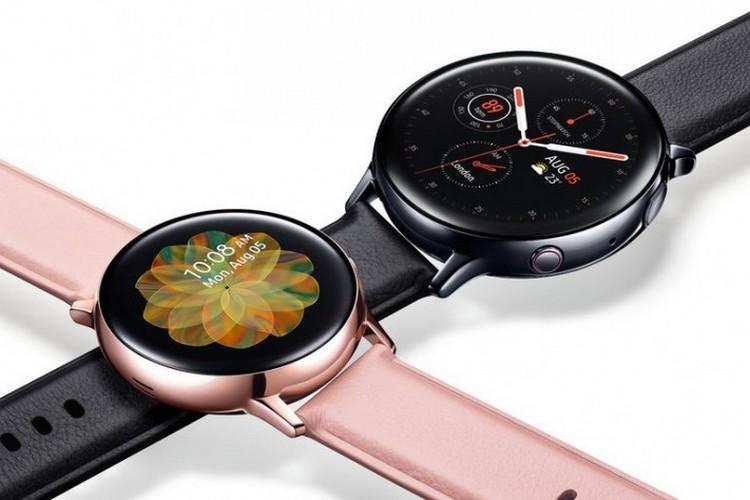 Galaxy Watch Active 2 Tizen 5.5 Güncellemesi