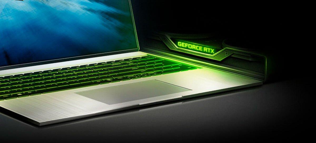 Dizüstü Bilgisayarlar için 4 Yeni RTX 30 Mobil GPU Göründü