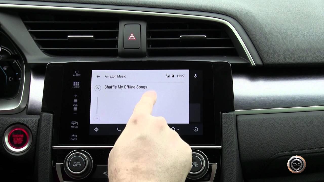 Google, Arabalar için Android Uygulama Kitaplığını Duyurdu