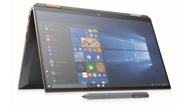 HP Envy ve Spectre Dizüstü Bilgisayarlar
