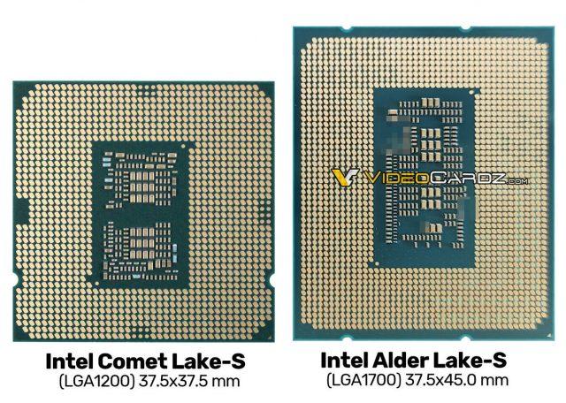 12. Nesil Intel Alder Lake İşlemci