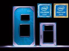 Tiger Lake Tabanlı Celeron ve Pentium İşlemciler