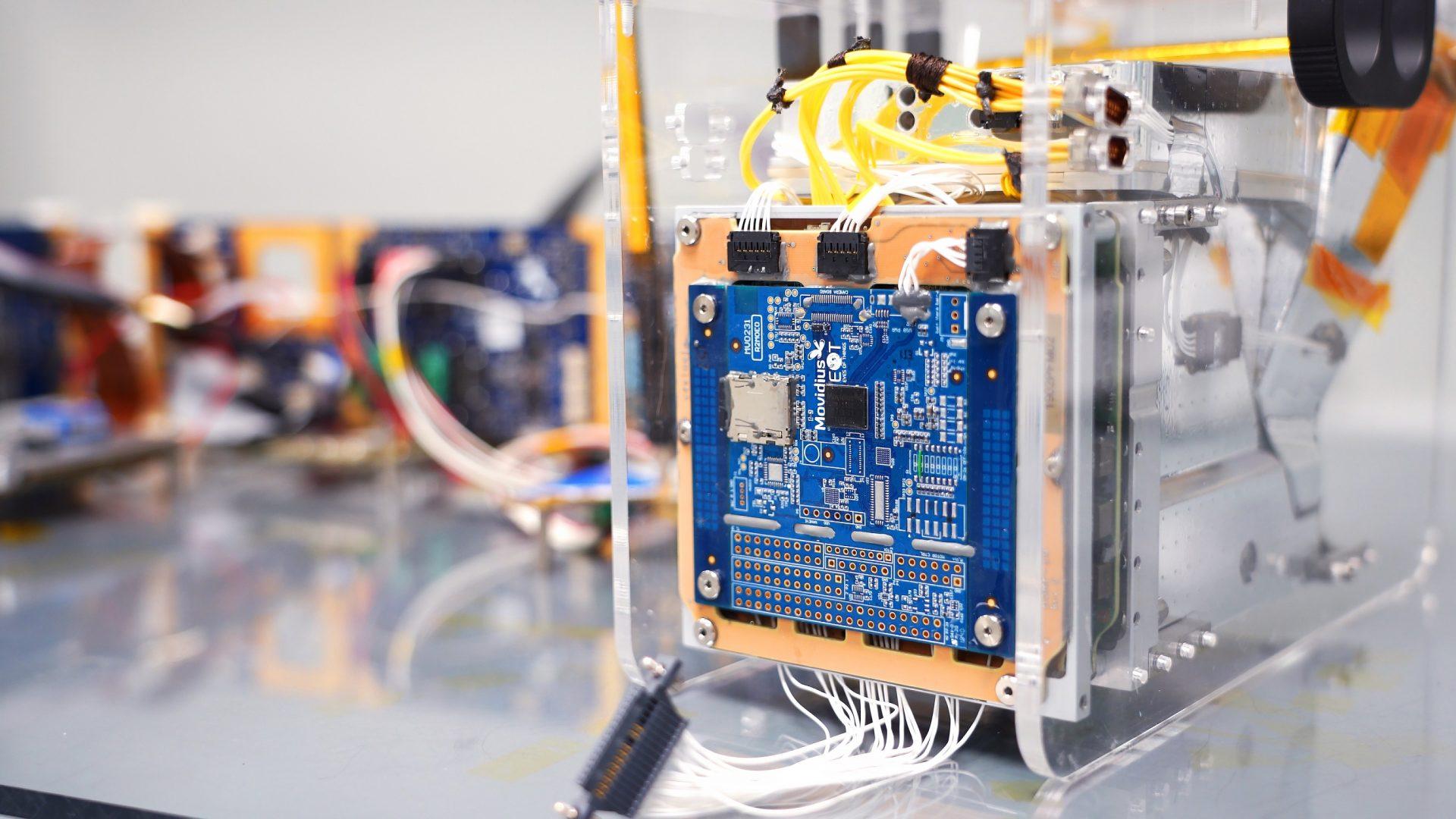 Yapay Zekâ Yörüngede: Intel, Yapay Zekalı İlk Uyduya Güç Sağlıyor