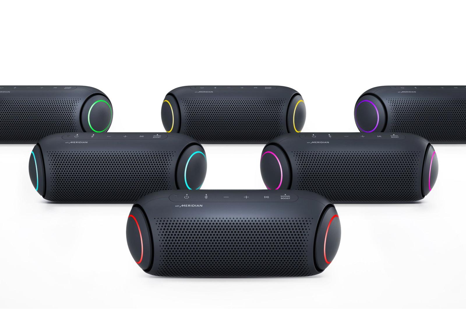 LG XBOOMGo Test Etkinliği