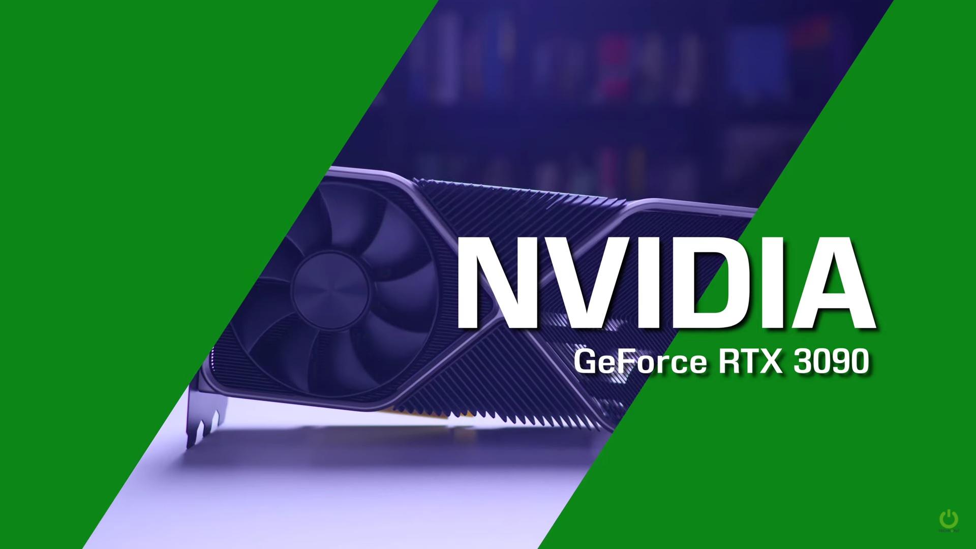 NVIDIA GeForce RTX 3090 İncelemesi