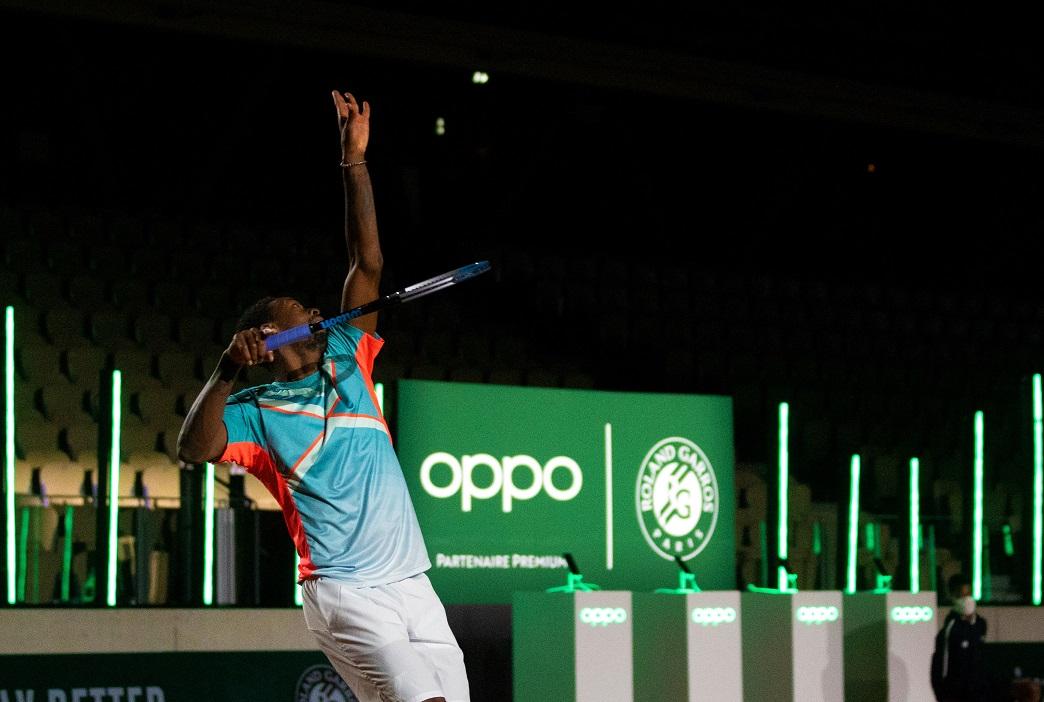 Roland-Garros Tenis Turnuvası OPPO Find X2 Pro