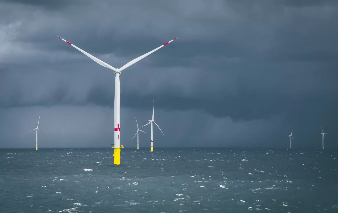 Birleşik Krallık Rüzgar Enerjisi