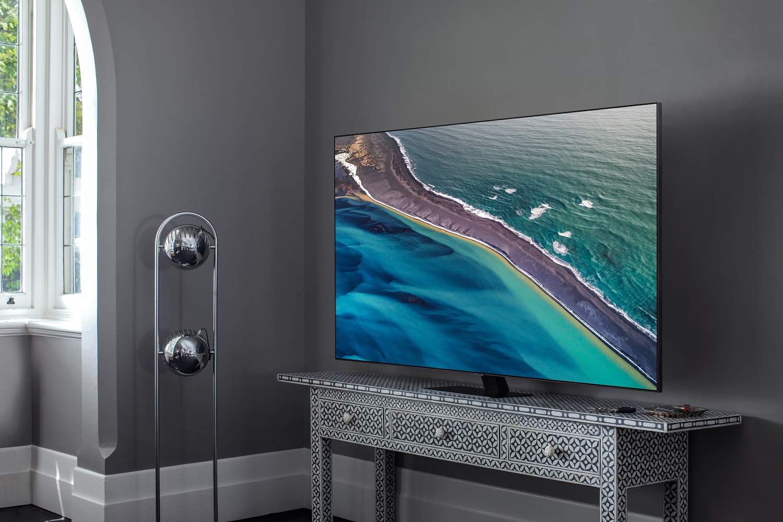 Samsung Q80T QLED 4K UHD Smart TV
