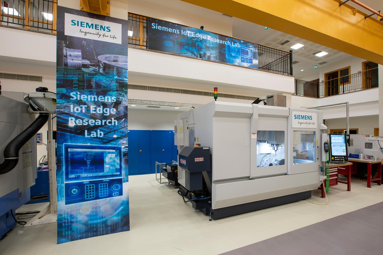 Siemens IOT EDGE Araştırma Laboratuvarı