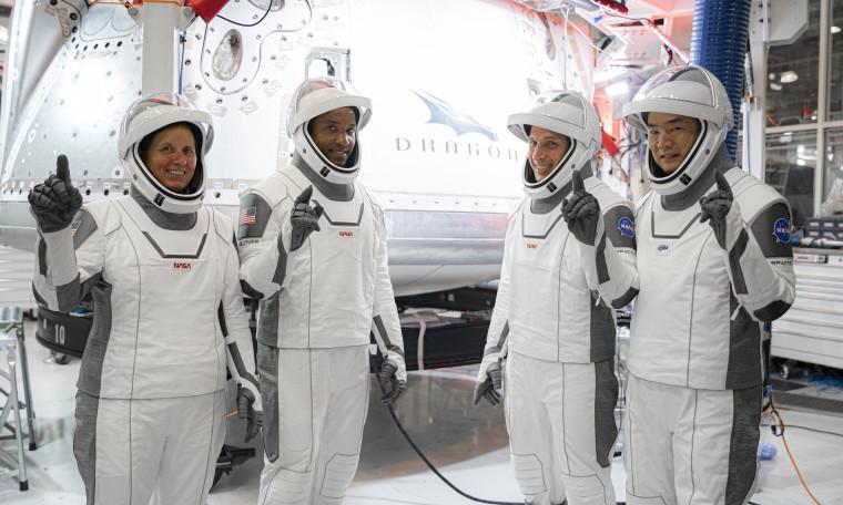 SpaceX Dragon 2 Crew-1
