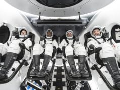SpaceX Dragon 2 Crew-1