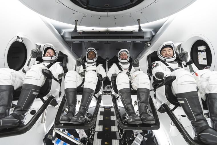 Dragon 2 Kapsülü, İkinci İnsanlı ISS Yolculuğuna Hazırlanıyor
