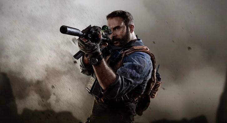 Call of Duty Modern Warfare dosya boyutu