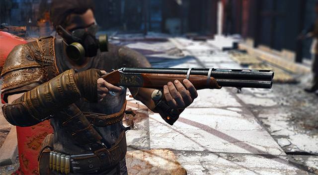 Fallout 4: New Vegas İçin Oynanış Videosu Yayınlandı