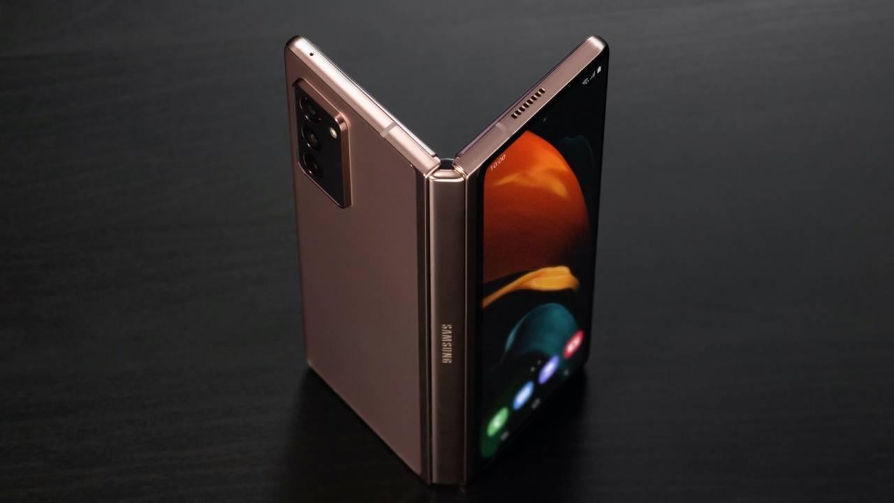 Galaxy Z Fold 3 S-Pen