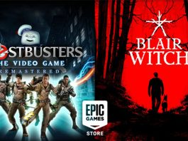 Ghostbusters Remastered ve Blair Witch ücretsiz oldu