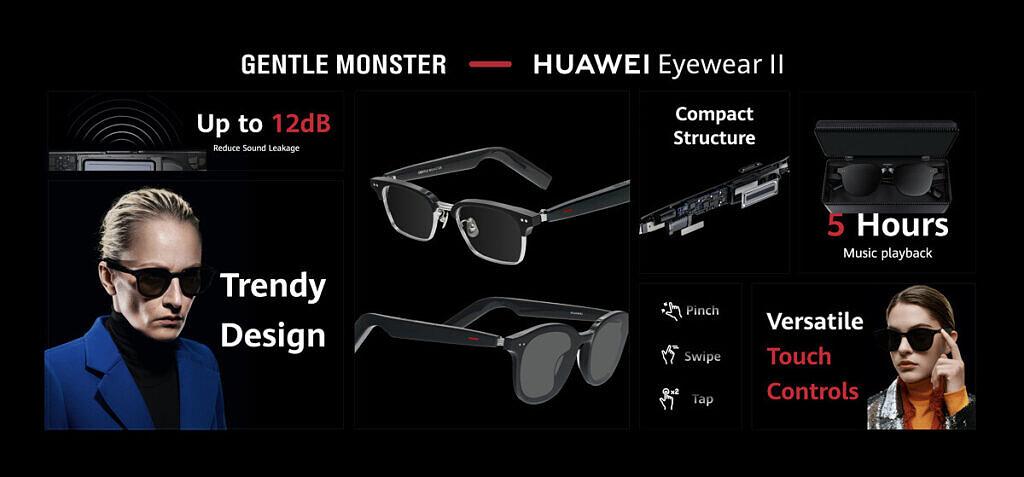 Huawei Eyewear 2 fiyatı ve özellikleri