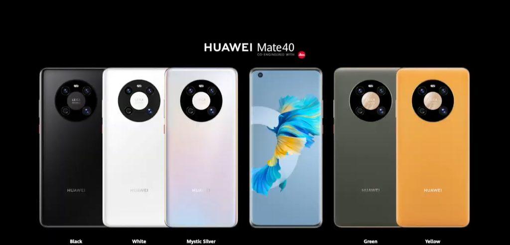 Huawei Mate 40 özellikleri ve fiyatı