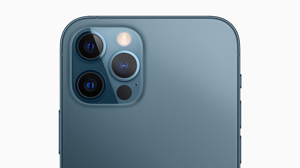 iPhone 12 Pro Max, Aynasız Fotoğraf Makinelerini Hedef Alıyor