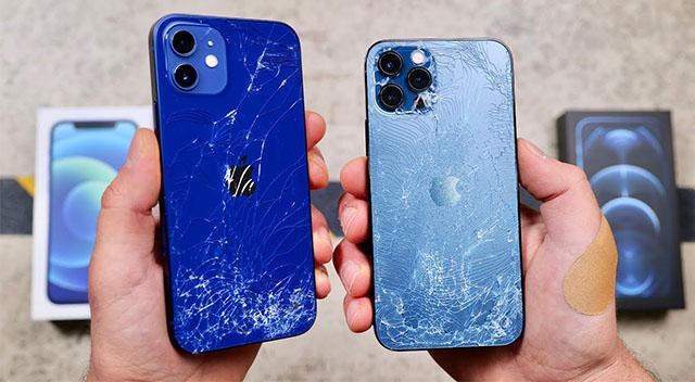 iPhone 12 düşme testi yayınlandı
