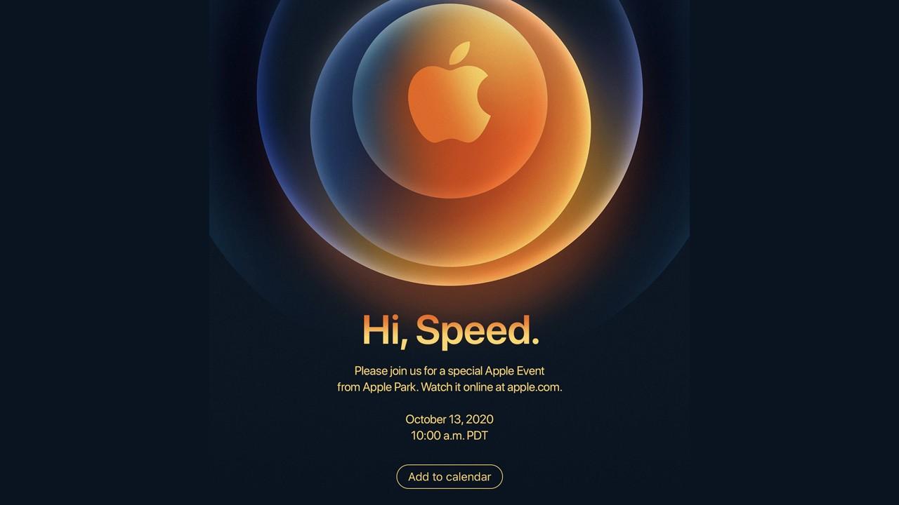 iPhone 12 Etkinlik Tarihi
