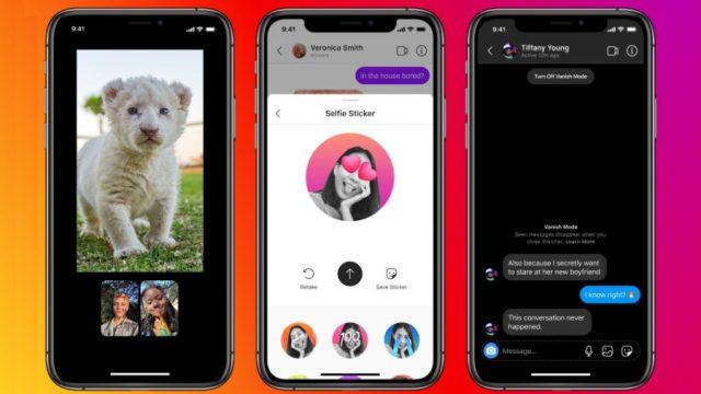 Messenger ve Instagram İçin Çapraz Platform Mesajlaşma Desteği