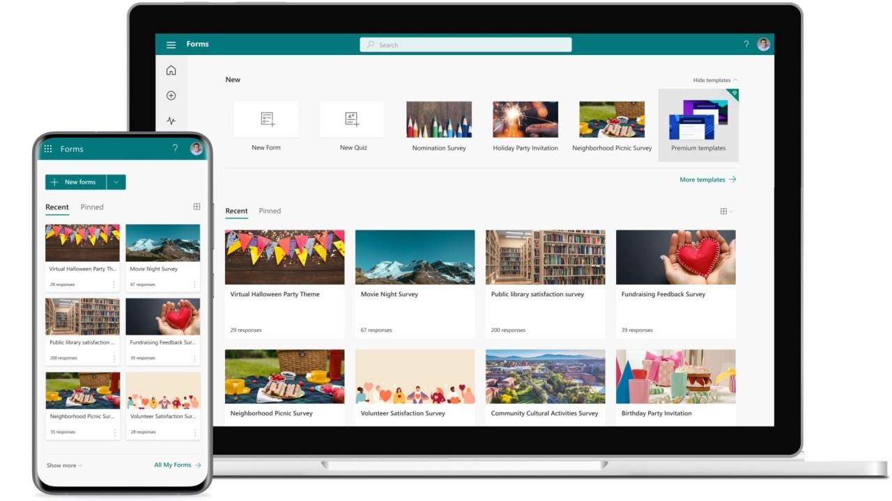 Microsoft Forms Herkesin Kullanımına Açıldı