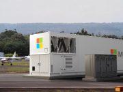 microsoft taşınabilir veri merkezi