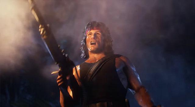 Mortal Kombat 11 Ultimate Rambo Fragmanı Yayınlandı