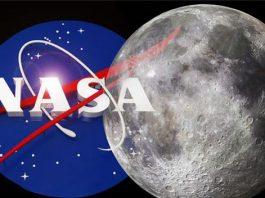NASA Ay yüzeyinde su bulduğunu duyurdu