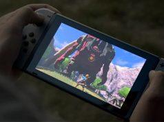 Nintendo Switch Pro Mini LED ekran