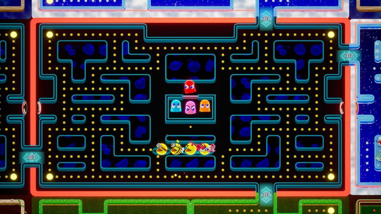 Battle Royale Oyunu Pac-Man Mega Tunnel Battle Duyuruldu