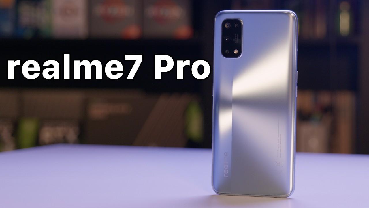 Realme 7 Pro İncelemesi