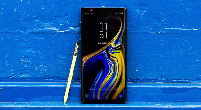 Samsung Galaxy Note 9 One UI 2.5 güncellemesi