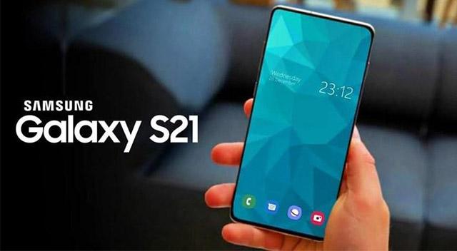 Samsung Galaxy S21 tasarımı