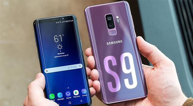 Samsung Galaxy S9 One UI 2.5 güncellemesi