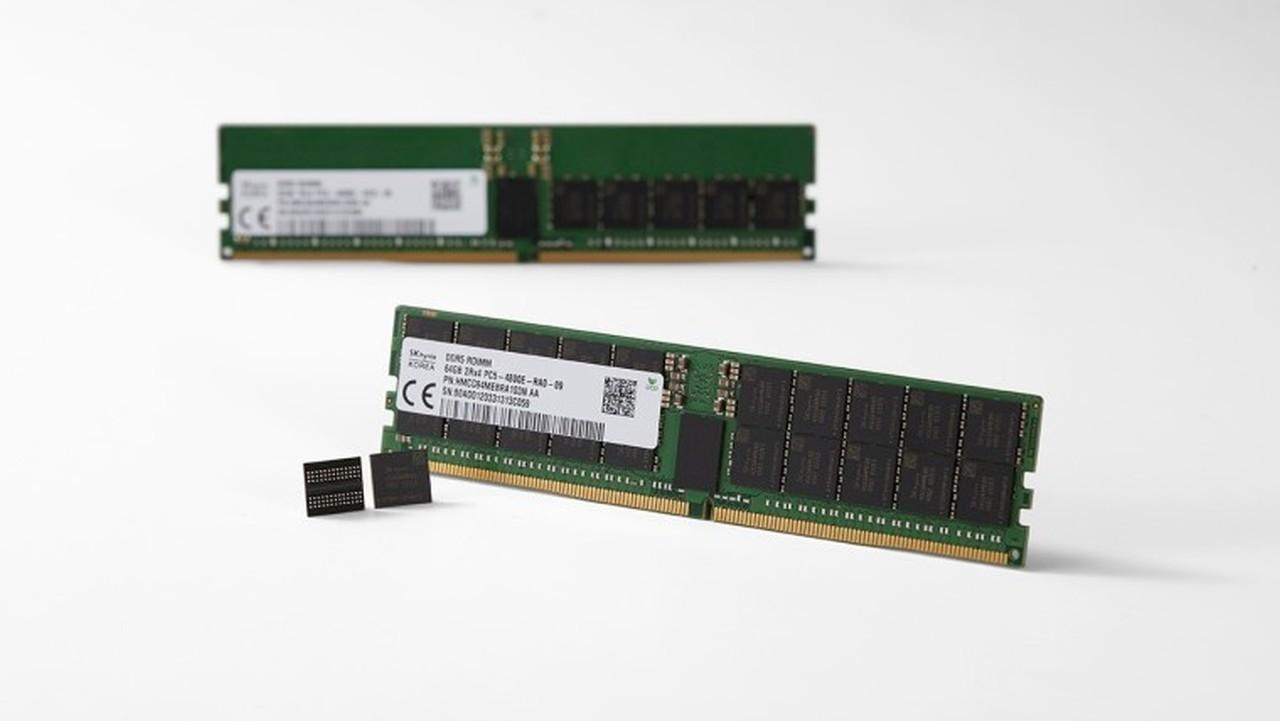 SK Hynix DDR5 DRAM