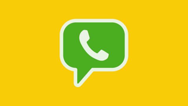 WhatsApp Sohbetleri Sessize Alma
