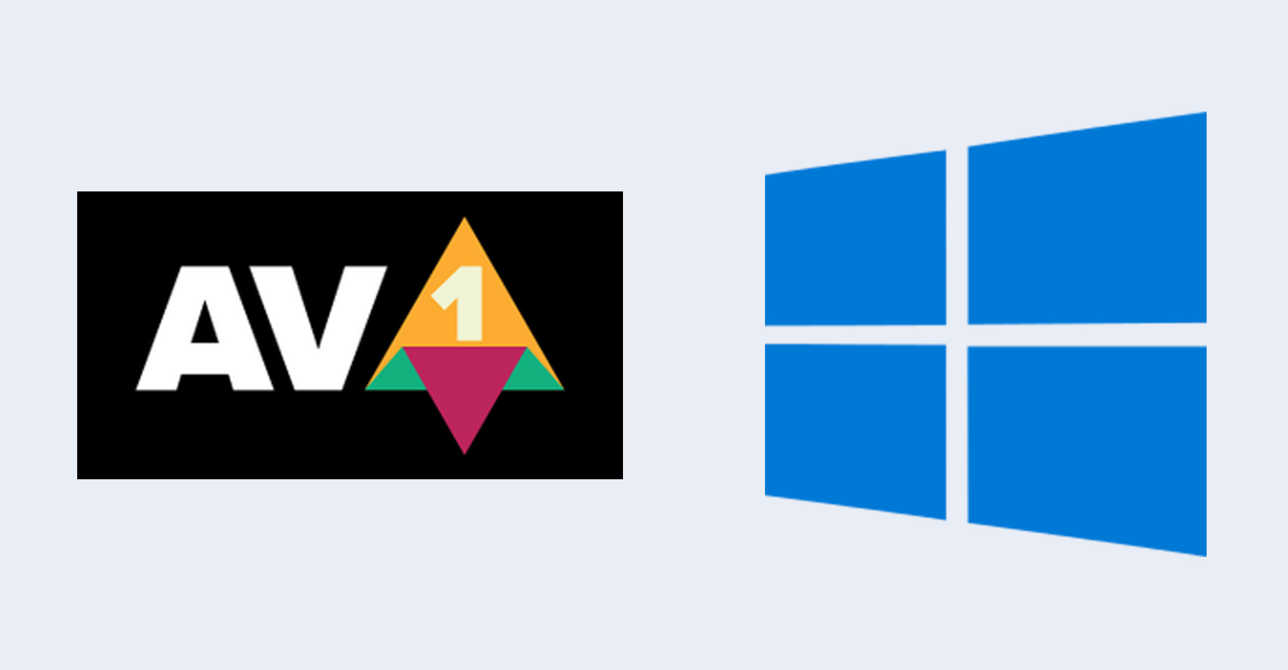 windows 10 av1 kodek