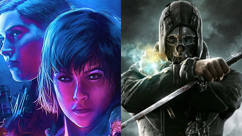 Xbox Series X Wolfenstein ve Dishonored