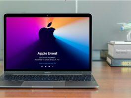 10 Kasım Apple etkinliği