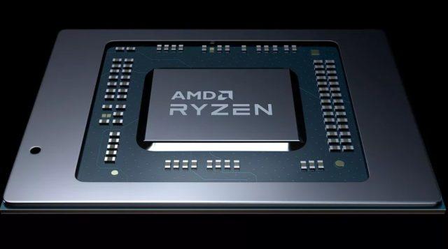 AMD Ryzen Mobil İşlemci