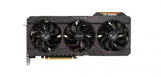 ASUS RTX 3060 Ti TUF Gaming