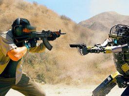 İngiliz ordusu robot asker