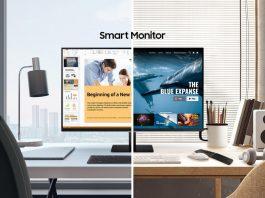 Samsung M Serisi LifeStyle Akıllı Monitörler